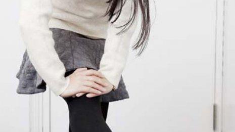 「五十肩・膝痛」 不要な新生血管をカテーテルで消す
