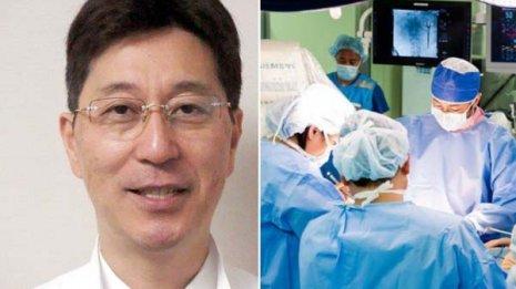 慶応義塾大学病院・心臓血管外科の志水秀行教授