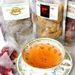 夏のカラダをサポート 中国茶&ハーブティーの意外な効果