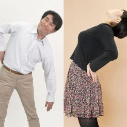 低気圧が腰痛・関節痛の原因に 「体操と保温」で痛み対策