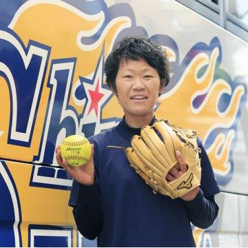 西山麗さんはソフトボール元日本代表