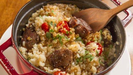 炒飯vsピラフ 脂質が低くできるのは?