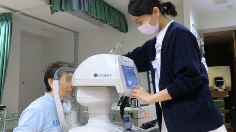 加齢黄斑変性に対する「光線力学療法」