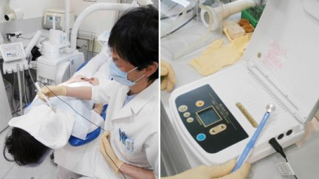 歯周病やインプラント治療で力を発揮