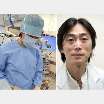 東邦大学医療センター大森病院の松島康二医師