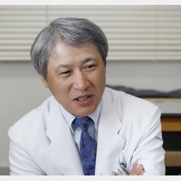 順天堂大学の天野篤教授