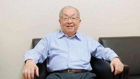 帯津三敬病院の帯津良一名誉院長