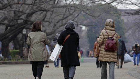韓国人女性の平均寿命が世界初の90歳台へ