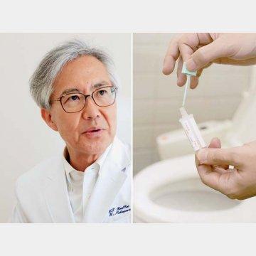 話をしてくれた東大医学部付属病院放射線科の中川恵一准教授