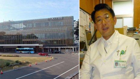千葉大学医学部付属病院・横手幸太郎教授