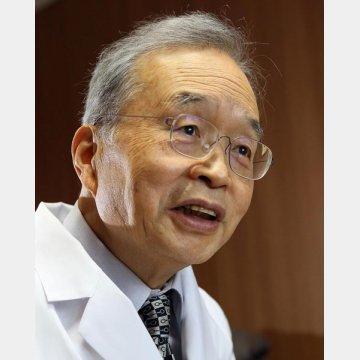 都立駒込病院名誉院長・佐々木常雄氏
