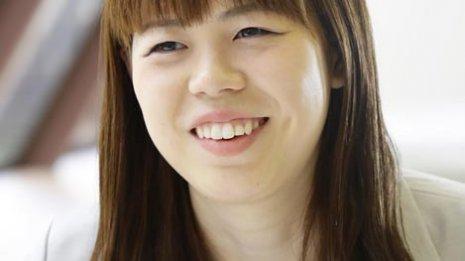 「病気を通して成長できた」と語る星奈津美さん