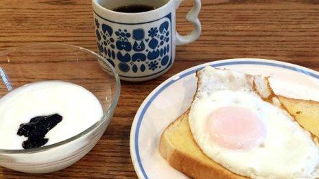 毎日朝食を取らない人は心臓病が多い
