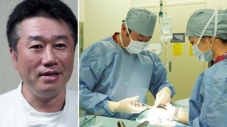 寺田病院・大腸校門病センターの寺田俊明理事長