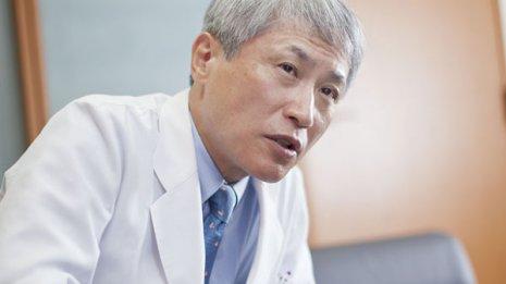 乳がん手術後に放射線治療を受けている患者さんのケース