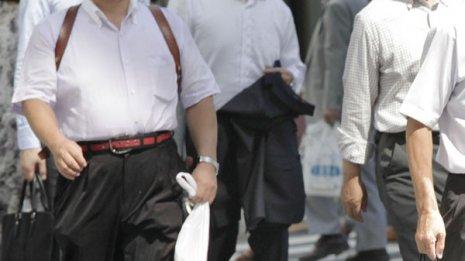 中年太りはヘルシーエイジングを低下させる