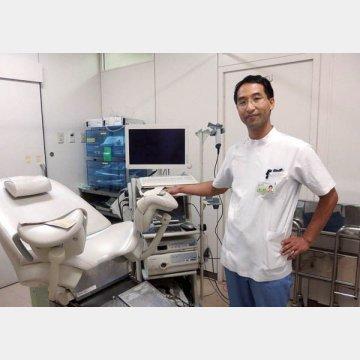 横浜市立大学付属市民総合医療センターの泉浩司医師