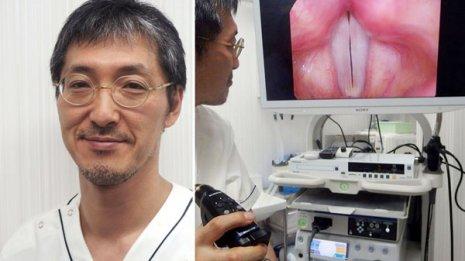 声のクリニック赤坂こまざわ耳鼻咽喉科の駒澤大吾院長