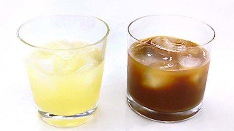 疲労回復には微糖コーヒーよりグレープフルーツジュース