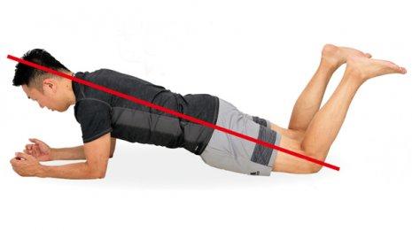 【腰痛対策】腰椎を支える腹、股関節、尻の筋肉を鍛える