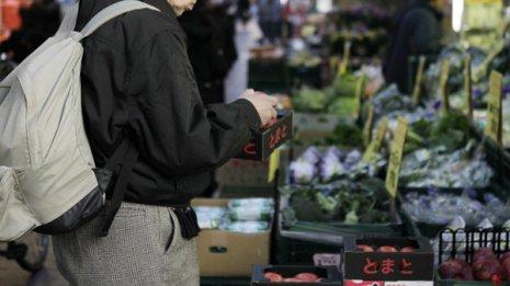 「買い物難民」は肉、野菜、果物の摂取不足に陥る
