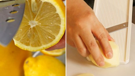 がん予防のためのビタミンCならレモンよりジャガイモで