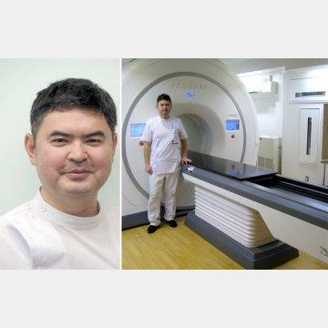 JCHO東京新宿メディカルセンター放射線治療内科の黒崎弘正部長