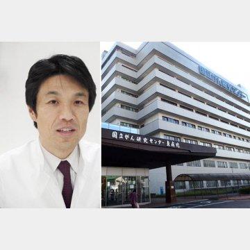 国立がん研究センター東病院/乳腺・腫瘍内科の向井博文医長