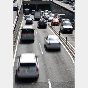 ドライバーを悩ませる交通渋滞