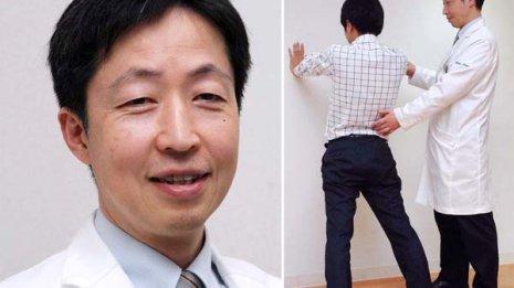 10年で腰痛治療5万人 「痛みナビ体操」で改善率85~90%