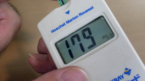 血糖値は冬に上がる 北半球の調査では12~3月に上昇