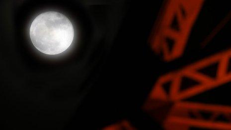 満月の夜は注意!