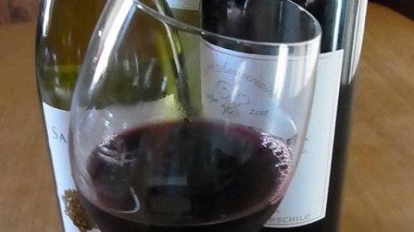ワイン1~2杯が適量