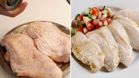 鶏の胸肉で酸化ストレスを撃退