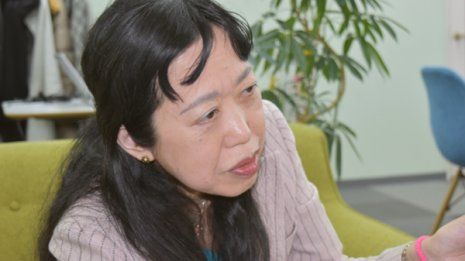卵巣がん<2>広島で被爆した父は胃がんで死亡