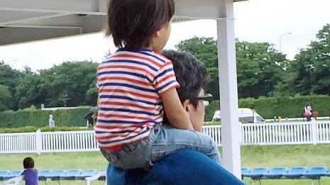 父親似の子どもは健康的? 456人調査によるデータを解析