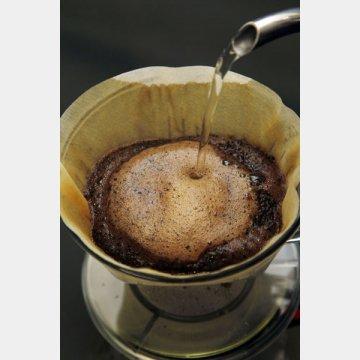 インスタントよりレギュラーコーヒーが望ましい