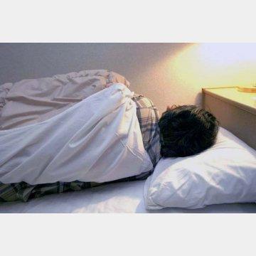 睡眠は十分に