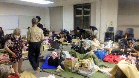 大阪北部地震で1700人避難 がん患者が用意すべき医療情報