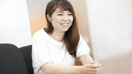小林アナさん