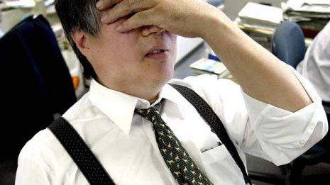 追跡調査5・7年間 仕事のストレスで不整脈が増える