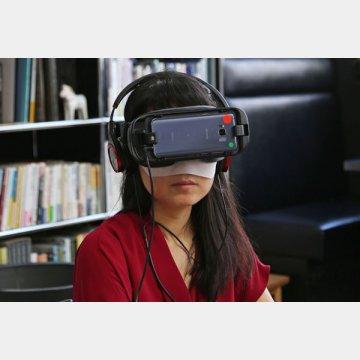 VR認知症体験会は30人から