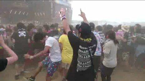 夏の野外コンサートも注意が必要(写真はイメージ)