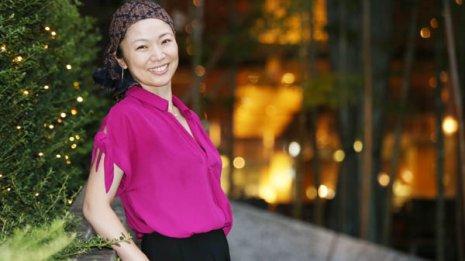 半年で髪の3分の1を…角田真住さん語る多発性脱毛症の壮絶