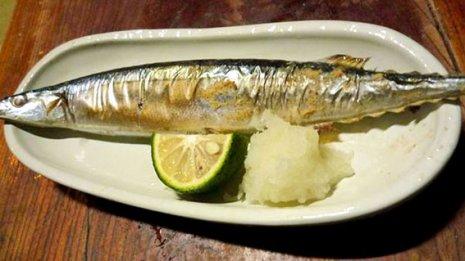 青魚の脂は脳にも影響 サンマを食べると不安が消える?