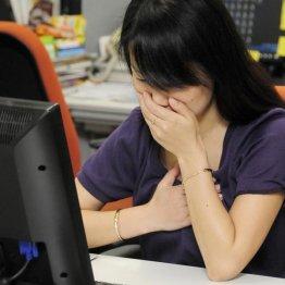 生理3日前から咳込む人も 喘息は20歳過ぎると増えてくる