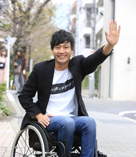脳性麻痺の寺田ユースケさんが語る 挫折と感動そして挑戦 日刊ゲンダイヘルスケア