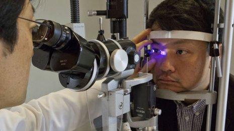 眼圧はアテにできず…緑内障の発見は眼底と視野をセットで