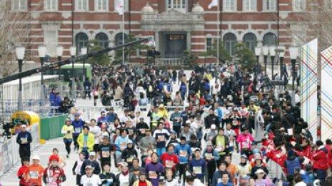 2018年の東京マラソン