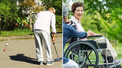 健康な高齢者と介護が必要な高齢者の血圧治療は意味が違う